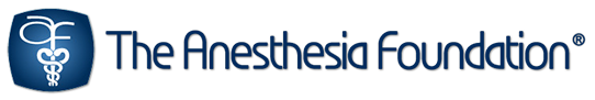 The Anesthesia Foundation® Logo